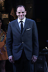 "Johnny Lee Miller during the Broadway Opening Night Curtain Call for ""Ink"" at the Samuel J. Friedman Theatre on April 24, 2019  in New York City."