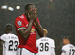 Romelu Lukaku of Manchester United during the Champions League Group A match at the Old Trafford Stadium, Manchester. Picture date: September 12th 2017. Picture credit should read: Andrew Yates/Sportimage