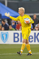 Jmmy Nielsen...Kansas City Wizards defeated Colorado Rapids 1-0 at Community America Ballpark, Kansas City, Kansas.