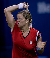 Kim Clijsters (BEL) against Caroline Wosniacki (DEN) (9) in the Finals. Clijsters beat Wozniacki 7-5 6-3..International Tennis - US Open - Day 14  Sun 13 Sep 2009 - USTA Billie Jean King National Tennis Center - Flushing - New York - USA ..© Frey Images, Barry House, 20-22 Worple Road, London, SW19 4DH.Tel - +44 20 8947 0100.Cell - +44 7843 383 012.Email - mfrey@advantagemedianet.com