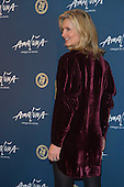 London, UK. 19 January 2016. Pictured: Penny Lancaster. Celebrities arrive on the red carpet for the London premiere of Amaluna, the latest show of Cirque du Soleil, at the Royal Albert Hall.