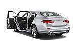 Car images of a 2015 Infiniti Q70 Base 5 Door Sedan Doors