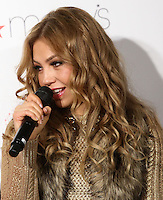 GLENDALE, CA - DECEMBER 06: Singer Thalia attends Macy's 5th Annual National Believe Day for Make-A-Wish held at Macy's Glendale Galleria on December 6, 2013 in Glendale, California. (Photo by Xavier Collin/Celebrity Monitor)