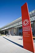 California Academy of Sciences, Golden Gate park, San Francisco, California, USA
