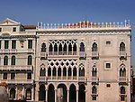 Exterior view of Venetian building