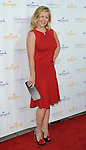 Alison Sweeney arriving at the Hallmark Channel And Hallmark Movies Summer 2014 Television Critics Association Celebration in Beverly Hills Ca. July 8,, 2014.