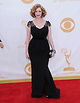 Christina Hendricks attends 65th Annual Primetime Emmy Awards - Arrivals held at The Nokia Theatre L.A. Live in Los Angeles, California on September 22,2012                                                                               © 2013 DVS / Hollywood Press Agency