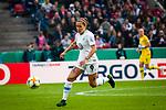 01.05.2019, RheinEnergie Stadion , Köln, GER, DFB Pokalfinale der Frauen, VfL Wolfsburg vs SC Freiburg, DFB REGULATIONS PROHIBIT ANY USE OF PHOTOGRAPHS AS IMAGE SEQUENCES AND/OR QUASI-VIDEO<br /> <br /> im Bild | picture shows:<br /> Einzelaktion Anna Blaesse (VfL Wolfsburg #9), <br /> <br /> Foto © nordphoto / Rauch