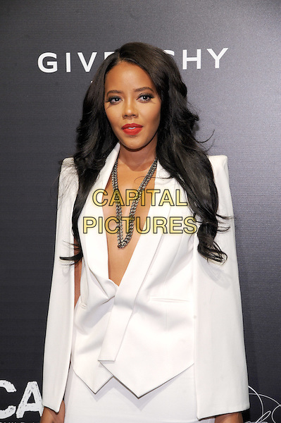 NEW YORK, NY - NOVEMBER 05: Angela Simmons attends the 2015 'Keep A Child Alive' Black Ball at Hammerstein Ballroom on November 5, 2015 in New York City.<br /> CAP/MPI/STV<br /> &copy;STV/MPI/Capital Pictures