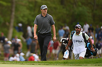 Jordan Spieth (USA) approaches the green on 5 during round 4 of the 2019 PGA Championship, Bethpage Black Golf Course, New York, New York,  USA. 5/19/2019.<br /> Picture: Golffile | Ken Murray<br /> <br /> <br /> All photo usage must carry mandatory copyright credit (© Golffile | Ken Murray)