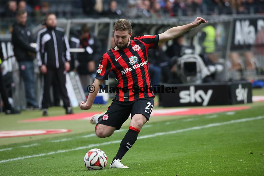 Marc Stendera (Eintracht) - Eintracht Frankfurt vs. SC Paderborn 07, Commerzbank Arena