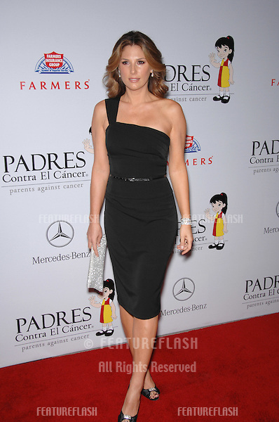Daisy Fuentes at a fund-raising gala to benefit Padres Contra El Cåncer (parents against cancer) at The Lot, Hollywood..October 19, 2007  Los Angeles, CA.Picture: Paul Smith / Featureflash