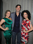 One Life To Live and As The World Turns Terri Conn and Austin Peck - Marcia Tovsky throws her annual party on May 9, 2013 with actors from One Life To Live and As The World for a get together at Noir in New York City, New York. (Photo by Sue Coflin/Max Photos)