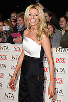 Tess Daly<br /> at the National TV Awards 2017 held at the O2 Arena, Greenwich, London.<br /> <br /> <br /> &copy;Ash Knotek  D3221  25/01/2017