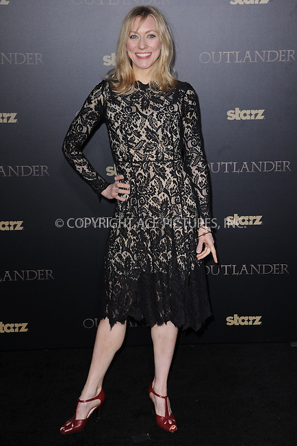 WWW.ACEPIXS.COM<br /> April 1, 2015 New York City<br /> <br /> Tina Benkos attending STARZ Original series &ldquo;Outlander&rdquo; celebration of &ldquo;Droughtlander&rdquo; at a special premiere screening  &ldquo;The Reckoning&rdquo;  at The Ziegfeld Theater on  April 1, 2015 in New York City.<br /> <br /> Please byline: Kristin Callahan/AcePictures<br /> <br /> ACEPIXS.COM<br /> <br /> Tel: (646) 769 0430<br /> e-mail: info@acepixs.com<br /> web: http://www.acepixs.com