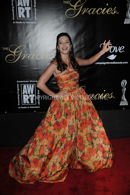 WWW.ACEPIXS.COM . . . . . ....June 3 2009, New York City....Journalist Julia Allison arriving at the 34th Annual AWRT Gracie Awards Gala at The New York Marriott Marquis on June 3, 2009 in New York City.....Please byline: KRISTIN CALLAHAN - ACEPIXS.COM.. . . . . . ..Ace Pictures, Inc:  ..tel: (212) 243 8787 or (646) 769 0430..e-mail: info@acepixs.com..web: http://www.acepixs.com