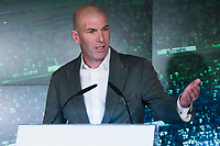 2019 03 11 Zinedine Zidane