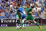 League Santander 2017-2018 - Game: 2<br /> RCD Espanyol vs CD Leganes: 0-1.<br /> Gerard Moreno vs Ruben Perez.