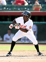 Xavier Avery - Scottsdale Scorpions - 2010 Arizona Fall League.Photo by:  Bill Mitchell/Four Seam Images..