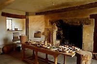 Großbritannien, Wales, ehemaliges Herrenhaus von Llancaiach