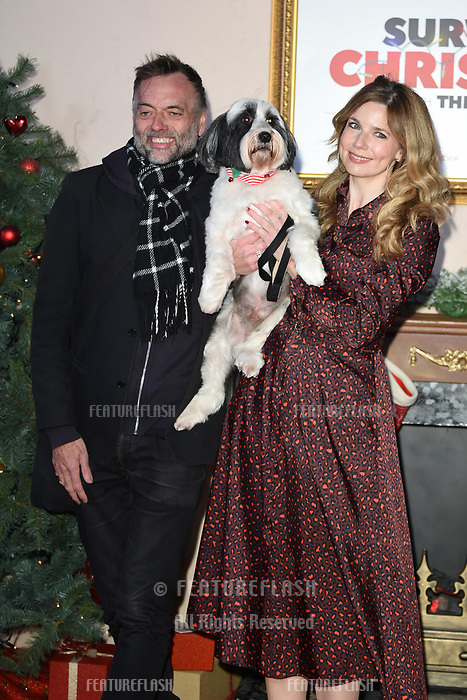 LONDON, UK. November 21, 2018: 'Billy' at the &quot;Surviving Christmas with the Relatives&quot; premiere at the Vue Leicester Square, London.<br /> Picture: Steve Vas/Featureflash