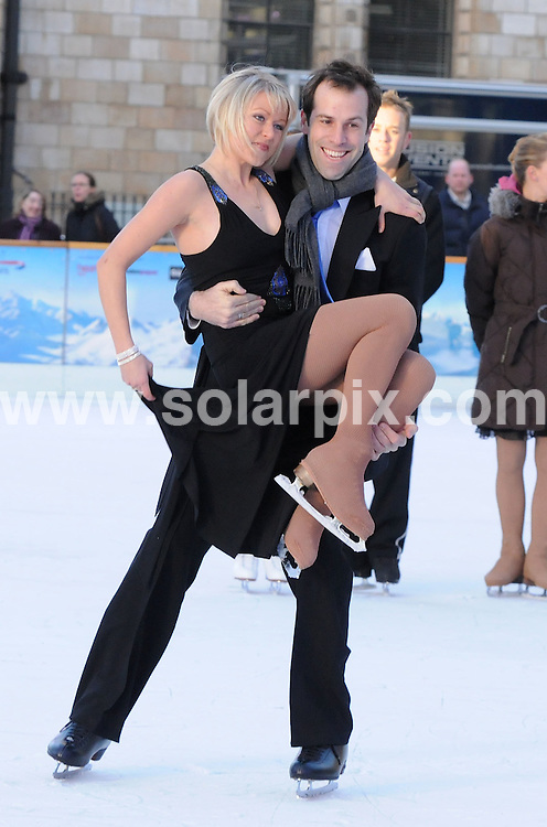 **ALL ROUND PICTURES FROM SOLARPIX.COM**.**WORLDWIDE SYNDICATION RIGHTS**.Practice session before the line up for the new ITV series of Dancing on Ice is revealed at the Natural History Museum in Kensington London..This pic:GREG RUSEDSKI..JOB REF:5546- SSD     DATE:07_01_08.**MUST CREDIT SOLARPIX.COM OR DOUBLE FEE WILL BE CHARGED* *UNDER NO CIRCUMSTANCES IS THIS IMAGE TO BE REPRODUCED FOR ANY ONLINE EDITION WITHOUT PRIOR PERMISSION*