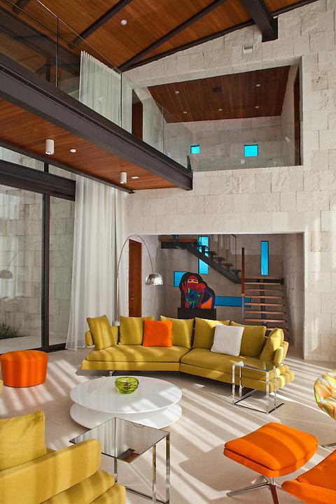 Bonaire Residence by Jeff Silberstein