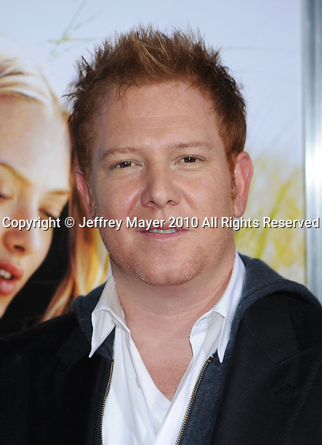 "HOLLYWOOD, CA. - February 01: Producer Ryan Kavanaugh arrives at the ""Dear John"" World Premiere held at Grauman's Chinese Theatre on February 1, 2010 in Hollywood, California."