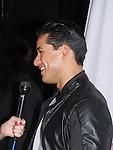 Mario Lopez celebrated his birthday at a party on October 3, 2009 at The Borgata, Atlantic City, NJ. (Photo by Sue Coflin/Max Photos)