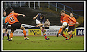 23/11/2002                   Copyright Pic : James Stewart.File Name : stewart-dundee v utd02.CABALLERO SCORES THE SECOND......Payments to :-.James Stewart Photo Agency, 19 Carronlea Drive, Falkirk. FK2 8DN      Vat Reg No. 607 6932 25.Office     : +44 (0)1324 570906     .Mobile  : +44 (0)7721 416997.Fax         :  +44 (0)1324 570906.E-mail  :  jim@jspa.co.uk.If you require further information then contact Jim Stewart on any of the numbers above.........