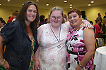 Janine Sarsfield, Leonie Sarsfield and Carol Kierans at the Special Olympics Summer Party in the Boyne Valley Hotel...Photo NEWSFILE/Jenny Matthews.(Photo credit should read Jenny Matthews/NEWSFILE)....This Picture has been sent you under the condtions enclosed by:.Newsfile Ltd..The Studio,.Millmount Abbey,.Drogheda,.Co Meath..Ireland..Tel: +353(0)41-9871240.Fax: +353(0)41-9871260.GSM: +353(0)86-2500958.email: pictures@newsfile.ie.www.newsfile.ie.FTP: 193.120.102.198.