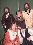 Fleetwood Mac 1978 John McVie Stevie Nicks Mick Fleetwood Christine McVie Lindsey Buckingham..© Chris Walter..
