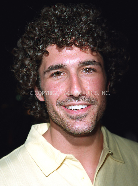 """Survivor"" contest winner ETHAN ZOHN attending the New York Premiere of ""Austin Powers in Goldmember"" at Barney's New York on Madison Avenue in New York. July 24, 2002. Please byline: Alecsey Boldeskul/NY Photo Press.   ..*PAY-PER-USE*      ....NY Photo Press:  ..phone (646) 267-6913;   ..e-mail: info@nyphotopress.com"
