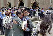 Very proud father, Graduation Celebrations at Guildford Cathedral.