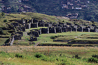 Sacsayhuaman, Cuzco, Peru - Fortress Stonework