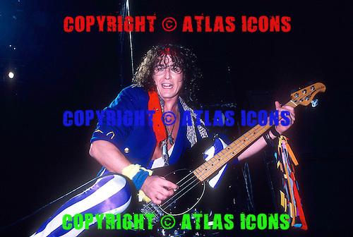 Y&T 1983 WILLIAM HAMES