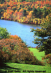 Lackawanna State Park, Lake, Fall Foliage, Lackawanna County, NE PA