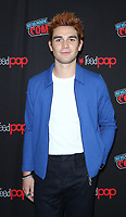 NEW YORK, NY - October 07: KJ Apa at the CW's Riverdale photo call at New York Comic Con 2018 at the Jacob K. Javits Convention Center in New York City on October 07, 2018 <br /> CAP/MPI/RW<br /> &copy;RW/MPI/Capital Pictures