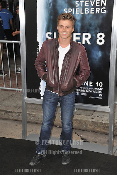 "Kenny Wormald at the Los Angeles premiere of ""Super 8"" at the Regency Village Theatre, Westwood..June 8, 2011  Los Angeles, CA.Picture: Paul Smith / Featureflash"