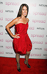 "HOLLYWOOD, CA. - August 03: Soleil Moon Frye  arrives at the Los Angeles premiere of ""Spread"" at the ArcLight Hollywood on August 3, 2009 in Hollywood, California."