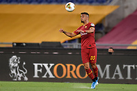 Bruno Peres of AS Roma in action during the Serie A football match between AS Roma and UC Sampdoria at Olimpico stadium in Rome ( Italy ), June 24th, 2020. Play resumes behind closed doors following the outbreak of the coronavirus disease. AS Roma won 2-1 over UC Sampdoria. <br /> Photo Andrea Staccioli / Insidefoto