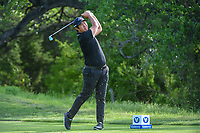 Byeong Hun An (KOR) watches his tee shot on 13 during day 2 of the Valero Texas Open, at the TPC San Antonio Oaks Course, San Antonio, Texas, USA. 4/5/2019.<br /> Picture: Golffile | Ken Murray<br /> <br /> <br /> All photo usage must carry mandatory copyright credit (© Golffile | Ken Murray)