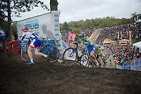Superprestige Zonhoven 2013<br /> <br /> out of The Pit