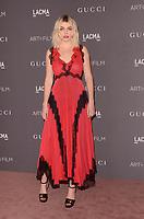LOS ANGELES, CA - NOVEMBER 04: Lola Fruchtmann at the 2017 LACMA Art + Film Gala Honoring Mark Bradford And George Lucas at LACMA on November 4, 2017 in Los Angeles, California. Credit: David Edwards/MediaPunch