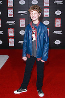 HOLLYWOOD, LOS ANGELES, CA, USA - NOVEMBER 04: Riley Thomas Stewart arrives at the Los Angeles Premiere Of Disney's 'Big Hero 6' held at the El Capitan Theatre on November 4, 2014 in Hollywood, Los Angeles, California, United States. (Photo by David Acosta/Celebrity Monitor)