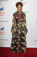 LOS ANGELES - DEC 3:  Amandla Stenberg at the Make Equality Reality Gala at the Beverly Hilton Hotel on December 3, 2018 in Beverly Hills, CA