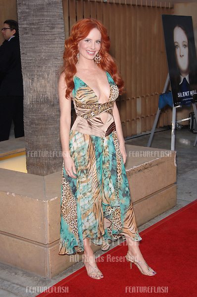 Actress PHOEBE PRICE at the world premiere, in Hollywood, of Silent Hill..April 20, 2006  Los Angeles, CA.© 2006 Paul Smith / Featureflash