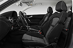 Front seat view of 2016 Audi A1 Sport 3 Door Hatchback Front Seat  car photos