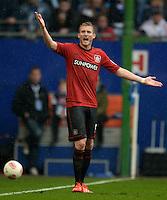 FUSSBALL   1. BUNDESLIGA   SAISON 2012/2013    34. SPIELTAG Hamburger SV - Bayer 04 Leverkusen                      18.05.2013 Andre Schuerrle (Bayer 04 Leverkusen)