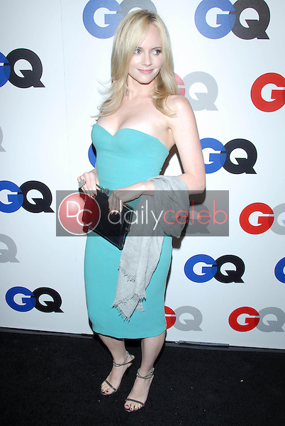 Marley Shelton<br />at the 2007 GQ 'Men Of The Year' Celebration. Chateau Marmont, Hollywood, CA. 12-05-07<br />Dave Edwards/DailyCeleb.com 818-249-4998